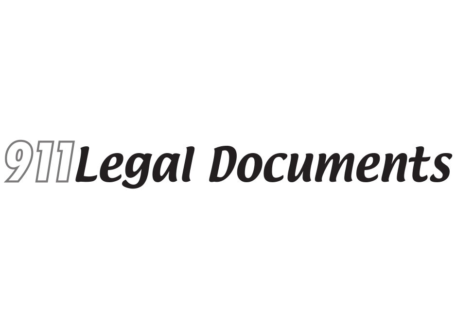 911 Legal Documents
